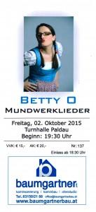 Betty O