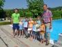 Anfänger Schwimmkurs der Gesunden Gemeinde Paldau 2014
