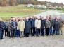 Rückhaltebecken Grabenfeldbach Eröffnung